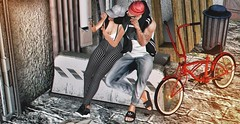 → ● 1472 ● ← (♕ Xaveco Mania - Jhess Yoshida ♕) Tags: runaway scandalize equal ksposes belleevents secondlifephotography secondlifeblog secondlife couple