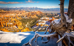 Bryce Canyon National Park Autumn Colors & Winter Snow Fine Art Photography 45EPIC Dr. Elliot McGucken Fine Art Landscape and Nature Photography! (45SURF Hero's Odyssey Mythology Landscapes & Godde) Tags: bryce canyon national park autumn colors winter snow fine art photography 45epic dr elliot mcgucken landscape nature love shooting with both sony a7rii nikon d810