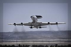 ✈️ BOEING E-3 SENTRY AWACS NATO, TLP 2019.06.03 ALBACETE (ES) (EFRAIN A. JACOME Q.) Tags: verde