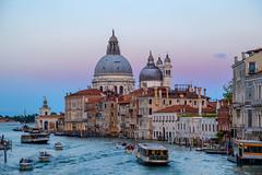 Venice (street level) Tags: grandcanal italy venice architecture boats italia dome cathedral travel europe cityscape skyline venezia
