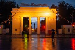 Парк культуры (Jess Aerons) Tags: цпкио парк культуры дождь ночь вечер