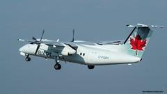 P9241803-2 TRUDEAU (hex1952) Tags: yul trudeau canada bombardier dash8 dhc8 dash aircanada aircanadaexpress jazz cfgry dhc8102