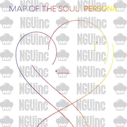 Map Of The Soul Persona image