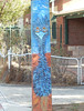 Stobie Emu (mikecogh) Tags: welland emu mural stobiepole telegraphpole publicart