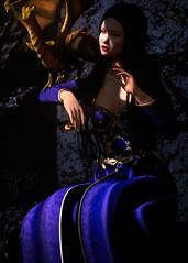 Mother of Dragons (Jangsungyoung Resident) Tags: second life fashion events got game thrones dragon mina una luas anxiety backbone final winter basic boyos rinka amprenta