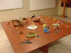 1era Expo-ORIGAMI (FMVZ - 2019) (J.V origami) Tags: 1era expoorigami fmvz 2019 origami ica peru chincha javier vivanco medicina veterinaria