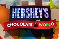 Hershey Chocolate World (J McCallister) Tags: chocolateworld hershey hersheychocolateworld pennsylvania hersheychocolatefactory unitedstatesofamerica