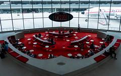 TWA Lounge (bryan.mk7) Tags: twa terminal jfk john f kennedy johnfkennedy airport twaterminal architecture midcenturymodern eero saarinen eerosaarinen