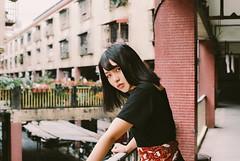 https://www.facebook.com/kakufoto/ (カク チエンホン) Tags: contax girl g2 g45 portrait people film fujifilm taiwan taipei