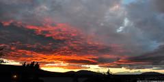 2019-06-05 Sunset (1360x680) (-jon) Tags: anacortes skagitcounty skagit washingtonstate washington salishsea fidalgoisland sanjuanislands pugetsound pnw pacificnorthwest northwest pacific ocean sky sunset sun red cloud clouds spring a266122photographyproduction