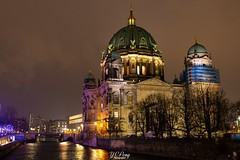 Berliner Dom, Berlin Cathedral. (Y.C.Photographer) Tags: canon berlin germany photo photographer photography landscape travel travelphotographer canon6d dom cathedral