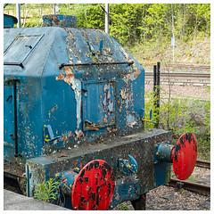 Waiting for a better day , Summerlee (wwshack) Tags: coatbridge northlanarkshire robin scotland steamtrain summerleeheritagepark summerleeindustrialheritagemuseum locomotive steamengine