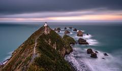Nugget Point Sunset (hakannedjat) Tags: longexposure sony nuggetpoint catlins newzealand nz nzmustdo sonynz sonya7riii a7riii