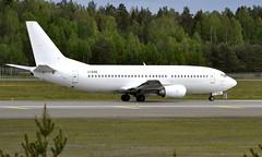 GetJet Airlines LY-EWE, OSL ENGM Gardermoen (Inger Bjørndal Foss) Tags: lyewe getjetairlines boeing 737 osl engm gardermoen
