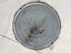 "MORSE / ""CONNIE"" / BUILT 1962 / RESTORED 2019 (Nick Sherman) Tags: twaflightcenter twa jfkairport twahotel"