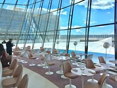 The Paris Café (Nick Sherman) Tags: twaflightcenter twa jfkairport twahotel