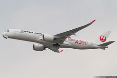 Japan Airlines  Airbus A350-941 cn 321 F-WZHF // JA01XJ (Clément Alloing - CAphotography) Tags: japan airlines airbus a350941 cn 321 fwzhf ja01xj toulouse airport aeroport airplane aircraft flight test canon 100400 spotting tls lfbo aeropuerto blagnac airways aeroplane engine sky ground take off landing 1d mark iv avgeek avgeeks planespotter spotter news aviation daily insta avnerd planeporn megaplane avitionnews dailynews