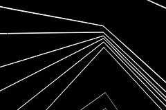 Line Standing (tyrellblack87) Tags: bw blackandwhite blackwhite contrast light shadow abstract fujifilm fujix100t fuji line lines shapes travel explore