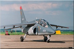 Alpha Jet, FaéB, AT-01 (scan) (OlivierBo35) Tags: spotter spotting lfqi cambrai epinoy natotigermeet ntm alphajet dassault breguet