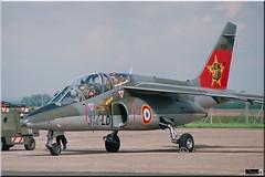 Alpha Jet, 314-LD, GE314 (scan) (OlivierBo35) Tags: spotter spotting lfqi cambrai epinoy natotigermeet ntm alphajet dassault breguet
