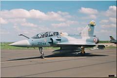 "Mirage 2000B, 330-AA, EC 5/330 ""Côte d'Argent"" (scan) (OlivierBo35) Tags: spotter spotting lfqi cambrai epinoy natotigermeet ntm sassault mirage mirage2000 cotedargent"