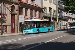 Maré de Matosinhos 316 - Porto (rvdbreevaart) Tags: marédematosinhos porto maia bus temsa md9 openbaarvervoer transportescolectivos publictransport öpnv raw rawtherapee