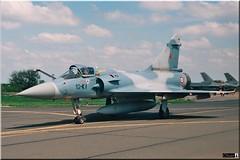 "Mirage 2000C, 12-KI,  EC 3/12 ""Picardie"" (scan) (OlivierBo35) Tags: spotter spotting lfqi cambrai epinoy natotigermeet ntm sassault mirage mirage2000 picardie"