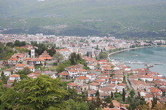 Ohrid viewed from Samuel's Fortress (sandorson) Tags: ohrid northmacedonia északmacedónia