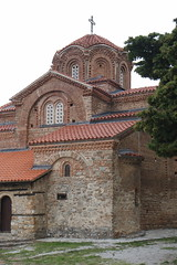 Holy Mother of God Peribleptos Church (1295), Ohrid (sandorson) Tags: ohrid northmacedonia északmacedónia