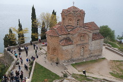 Church of St. John at Kaneo, Ohrid (sandorson) Tags: ohrid northmacedonia északmacedónia