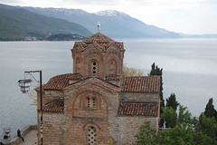 Church of St. John at Kaneo (13th century), Ohrid (sandorson) Tags: ohrid northmacedonia északmacedónia