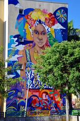 Quinta do Mocho - Loures (Portugal) (jaime.silva) Tags: quintadomocho portugal portugalia portugalsko portugália portugalija portugali portugale portugalsk portogallo portugalska portúgal portugāle lisboa lisbon lisbonne lissabon lisszabon lisbona lisabona lisabon lissabonin lissaboni lisabonos lisabonas lizbon lizbona lizbonska loures sacavem evabracamontes streetart streetartist street muralpainting mural pinturamural spraypaint spray spraypainting graffiti graf publicart artepublica urban urbanart arteurbana