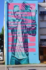 Quinta do Mocho - Loures (Portugal) (jaime.silva) Tags: quintadomocho portugal portugalia portugalsko portugália portugalija portugali portugale portugalsk portogallo portugalska portúgal portugāle lisboa lisbon lisbonne lissabon lisszabon lisbona lisabona lisabon lissabonin lissaboni lisabonos lisabonas lizbon lizbona lizbonska loures sacavem styler streetart streetartist street muralpainting mural pinturamural spraypaint spray spraypainting graffiti graf publicart artepublica urban urbanart arteurbana eminem