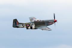KH774/G-SHWN North American P-51D Mustang (amisbk196) Tags: airfield aircraft dday dday75 flickr amis aviation unitedkingdom daksoverduxford 2019 uk duxford kh774 gshwn north american p51d mustang