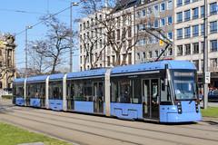 MUE_2301_201903 (Tram Photos) Tags: niederflur münchen munich swm tram tramway strasenbahn stadler variobahn s14