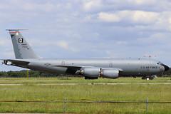 57-1474 (GH@BHD) Tags: 571474 boeing kc135r stratotanker usaf unitedsatesairforce 351stars 100tharw rafmildenhall b707 707 kc135 tanker transporter transport cargo freighter aircraft aviation airliner military