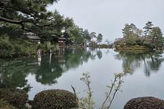 Kenrokuen Garden (.John Wong) Tags: kenrokuen garden japan chubu water pond kanazawa ishikawa