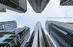 Scout Shot (20190524-DSC08285-Edit) (Michael.Lee.Pics.NYC) Tags: chicago architecture southwackerdrive hyattcenter symmetry skyscraper sony a7rm2 voigtlanderheliar15mmf45