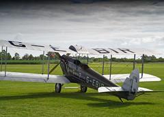 De Havilland DH.51 Moth (Nigel Musgrove-2.5 million views-thank you!) Tags: shuttleworth season premiere old warden bedfordshire england 5 may 2019 airshow vintage plane aircraft aeroplane propeller gebir de havilland dh51 moth
