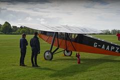 Desoutter Mk.I (Nigel Musgrove-2.5 million views-thank you!) Tags: shuttleworth season premiere old warden bedfordshire england 5 may 2019 airshow vintage plane aircraft aeroplane propeller desoutter mki gaapz cn d25