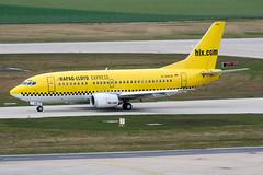 D-AHLN (PlanePixNase) Tags: aircraft airport planespotting haj eddv hannover langenhagen boeing 737500 b735 hlx hapaglloyd express