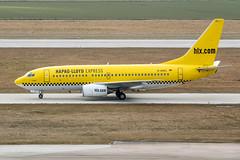 D-AGEL (PlanePixNase) Tags: hannover eddv haj aircraft airport planespotting langenhagen hlx boeing 737 737700 hapaglloyd express