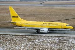 D-AGEN (PlanePixNase) Tags: hannover eddv haj aircraft airport planespotting langenhagen hlx boeing 737 737700 hapaglloyd express