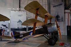 N5912_SOPWITH TRIPLANE_RAFMHENDON_20DEC18 (Plane Shots) Tags: military preserved rafmuseumlondonhendon n5912 sopwithtriplane