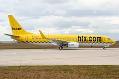 D-AHFO (PlanePixNase) Tags: aircraft airport planespotting haj eddv hannover langenhagen boeing hlx hapaglloyd express 737800 737 b738