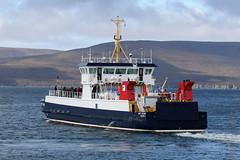 MV Hoy Head (Roger Wasley) Tags: mv hoyhead orkney ferries ferry ship boat scotland hoy