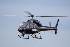 G-INTV Aerospatiale AS355 F2 Ecureuil 2 (amisbk196) Tags: airfield aircraft dday dday75 flickr amis aviation unitedkingdom daksoverduxford 2019 uk duxford gintv aerospatiale as355 f2 ecureuil 2