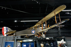 F1010_AIRCO DH.9_RAFM HENDON_20DEC18 (Plane Shots) Tags: military preserved rafmuseumlondonhendon f1010 aircodh9