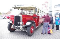 IMGP0120 (Steve Guess) Tags: morecambe lancashire england gb uk bus rally ribble leyland lion globe arena