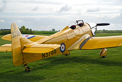 Miles Magister (Nigel Musgrove-2.5 million views-thank you!) Tags: old season premiere warden shuttleworth england plane vintage 5 aircraft may bedfordshire aeroplane airshow miles propeller magister 2019 david 1938 n3788 bramwell